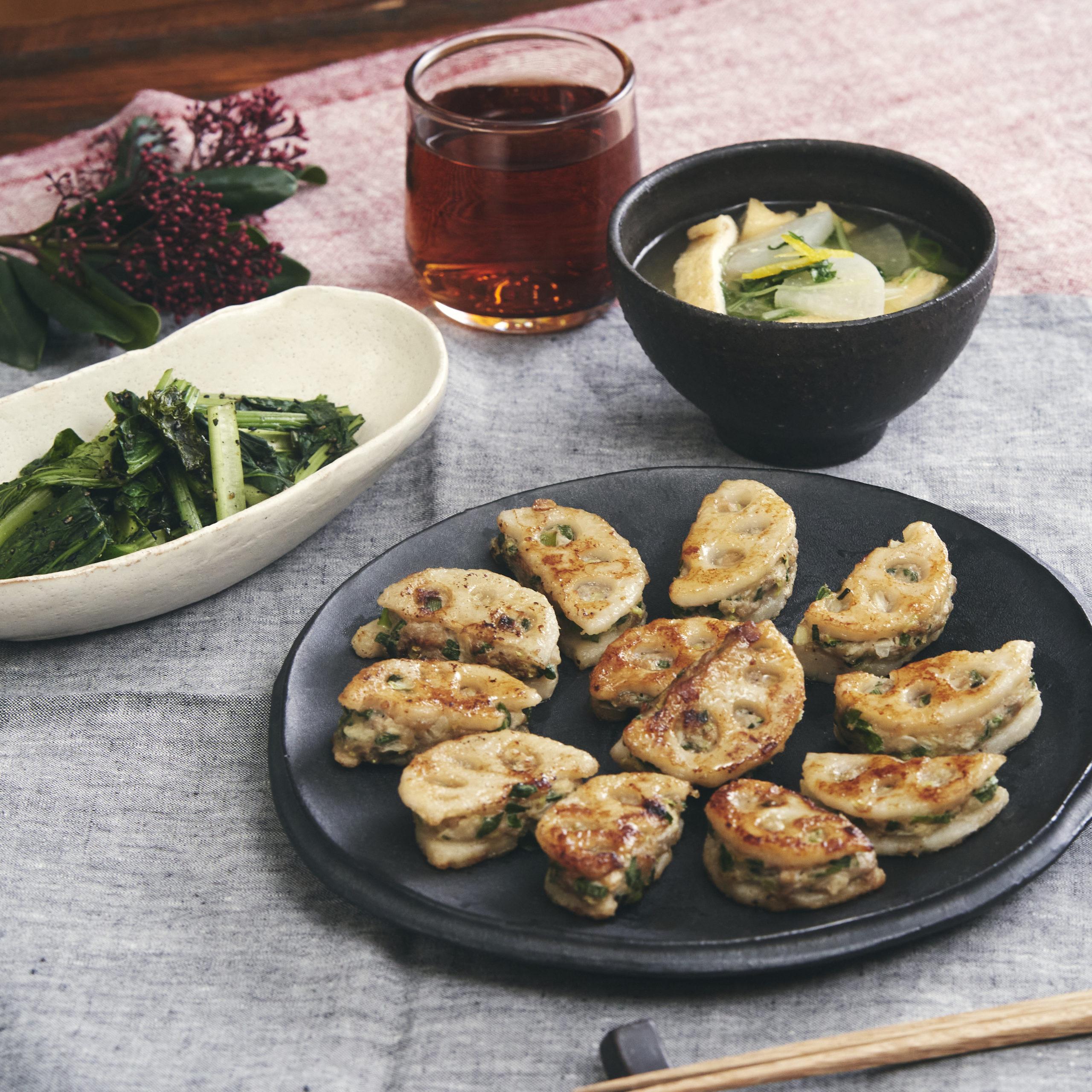 冬食材を取り入れた和食レシピ