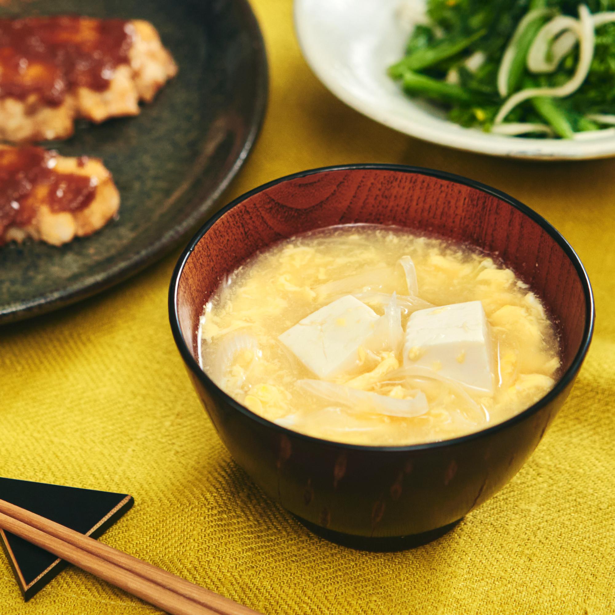 季節の変わり目におすすすめ!体ポカポカとろみ生姜スープ